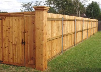 Fence Supply Cedar Wooden Fence Supply Dfw Dallas Fort
